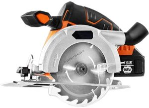 198TV Rechargeable Electric Circular Saw