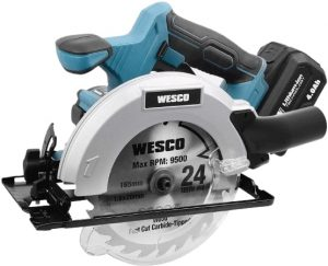 WESCO Cordless Circular Saw