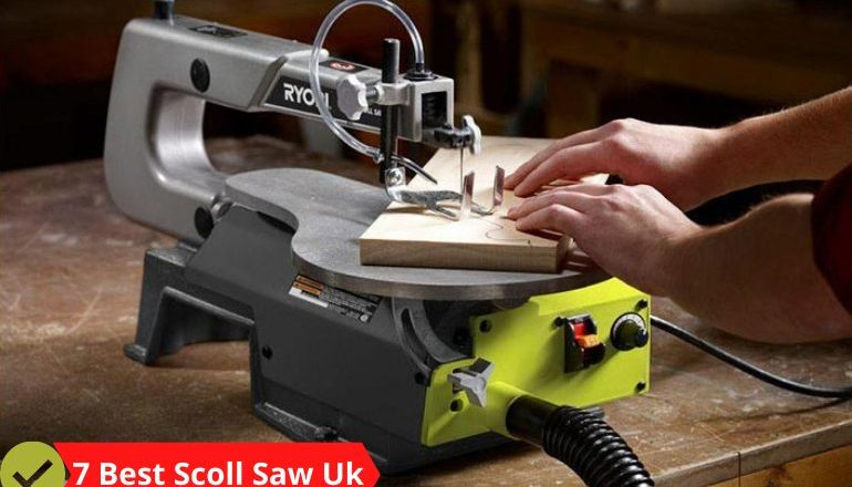 [Latest Models] 7 Best Scroll Saws Reviewed