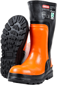 Oregon Type A Chainsaw Protective Rubber Safety Boot, 45